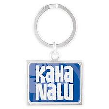 Kaha Nalu Landscape Keychain