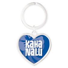 Kaha Nalu Heart Keychain