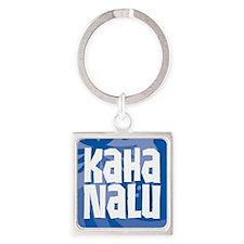 Kaha Nalu Square Keychain