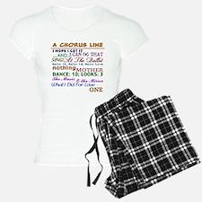 A Chorus Line The Songs Pajamas