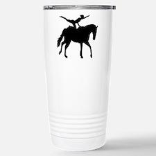Vaulting horse Stainless Steel Travel Mug