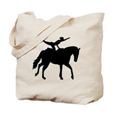 Vaulting horse Tote Bag