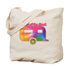 Queen of the road hitch  Tote Bag