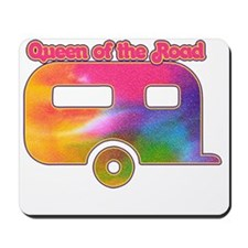 Queen of the road hitch  Mousepad