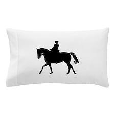 Riding dressage Pillow Case