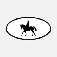 Riding dressage Patches