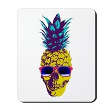 Pineapple Skull Mousepad