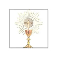 Eucharist2_9x6.5 Sticker