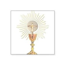 Eucharist2_9x6.5 Sticker