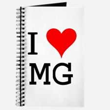 I Love MG Journal