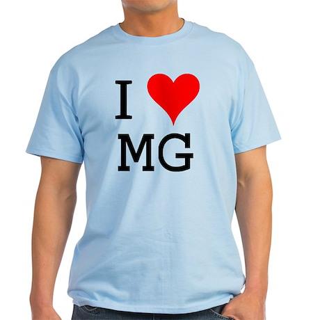 I Love MG Light T-Shirt