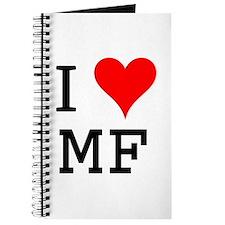 I Love MF Journal