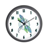 Dragonflies Basic Clocks