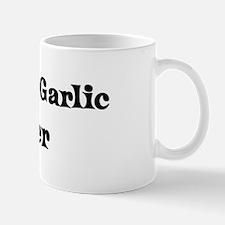 Elephant Garlic lover Mug