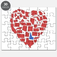 Idaho Heart Puzzle