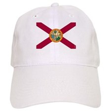 Florida State Flag Baseball Baseball Cap