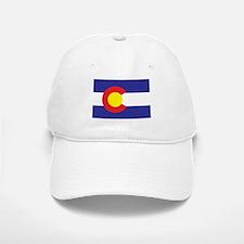 Colorado State Flag Baseball Baseball Baseball Cap