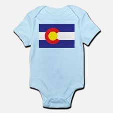Colorado State Flag Body Suit