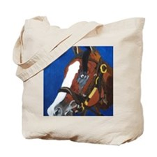 2012 Belmont Stakes winner Union Rags Tote Bag