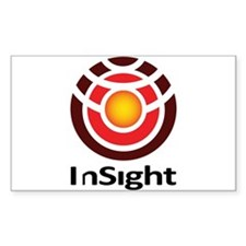 InSight to Mars! Decal