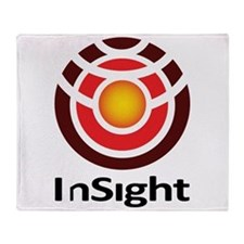 Insight To Mars! Throw Blanket