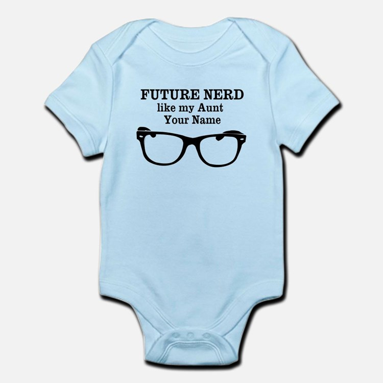 Future Nerd Like My Aunt (Your Name) Body Suit