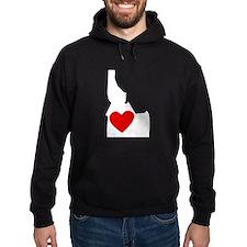 Idaho Heart Hoodie