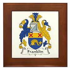 Franklin Framed Tile