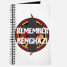 Remember Benghazi Journal