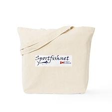 Sportfishnet Logo Tote Bag!