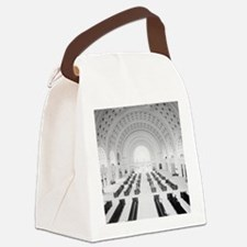 Union Station Grand Lobby, 1910 Canvas Lunch Bag