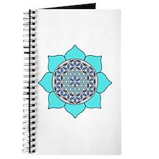 Lotus Blue2 Journal