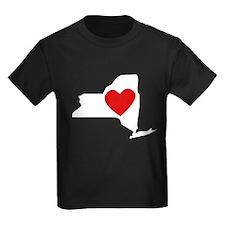 New York Heart T-Shirt