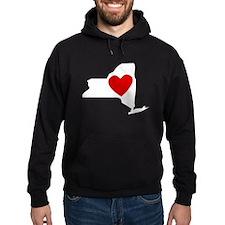 New York Heart Hoodie