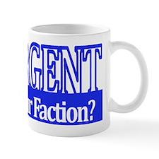 Divergent Movie Factions Design Mug