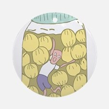 In a Pickle Ornament (Round)