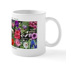 Too Many Flowers! Mugs