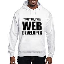 Trust Me, Im A Web Developer Hoodie
