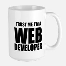 Trust Me, Im A Web Developer Mugs