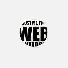 Trust Me, Im A Web Developer Mini Button