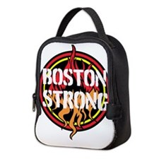 Boston Strong Neoprene Lunch Bag