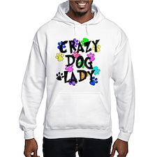 Crazy Dog Lady Hoodie