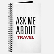 Ask Me About Travel Journal