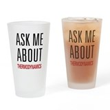 Aerospace engineering Pint Glasses