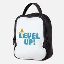 Level Up Gamer Neoprene Lunch Bag