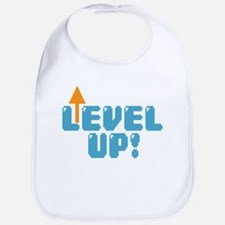 Level Up Gamer Bib