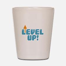 Level Up Gamer Shot Glass