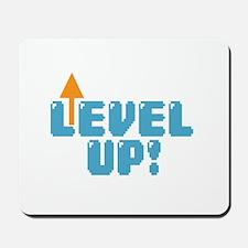 Level Up Gamer Mousepad