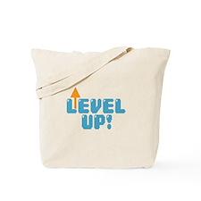 Level Up Gamer Tote Bag