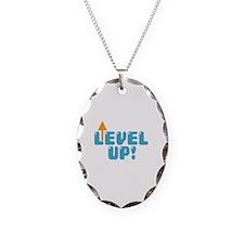 Level Up Gamer Necklace